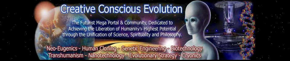 Transhuman Cosmic Self-Directed Evolution